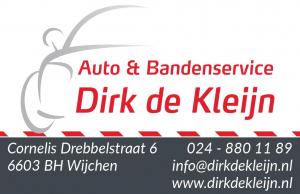 Auto & bandenservice Dirk de Kleijn Wijchen