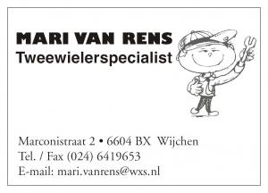 Mari van Rens Tweewielerspecialist Wijchen
