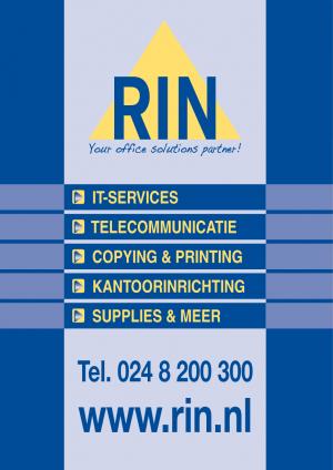 Rin Wijchen, expert in telecom-, print-, scan- en ICT-oplossingen